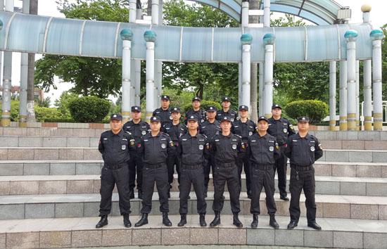 保安公司护卫